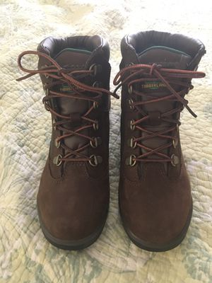 Timberland Boots - youth size 4.5 for Sale in Rockville, MD