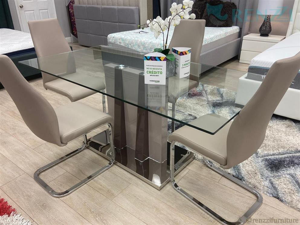 -Dining Set 5PC $999 */* Financing Available