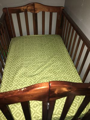new and used baby cribs for sale in denton tx offerup