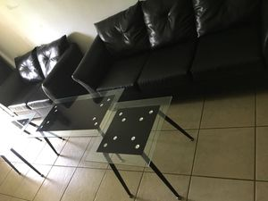 5 piece living room set for Sale in Poinciana, FL
