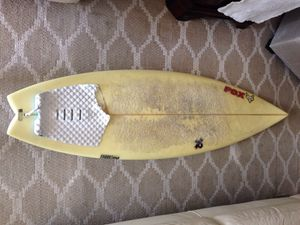 Fox 5'8 surfboard for Sale in Los Angeles, CA