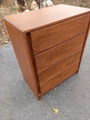 Real wood dresser for Sale in Mount Rainier, MD