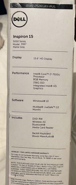Dell Inspiron 5000 series Thumbnail