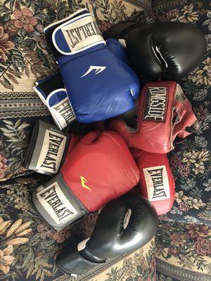 Everlast boxing equipment for Sale in Richmond, VA
