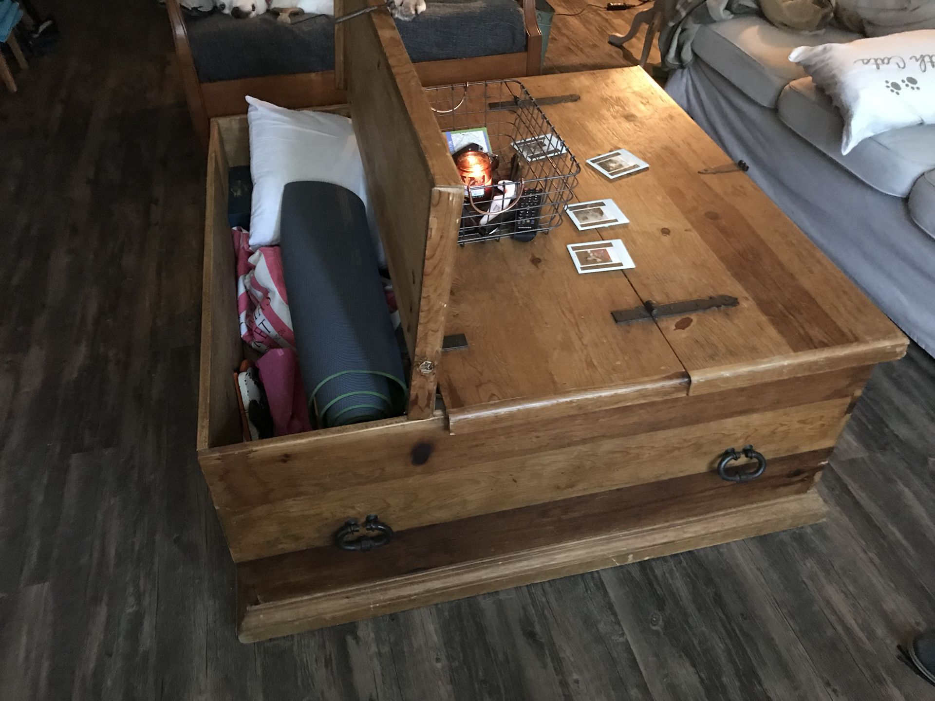 Trunk/Coffee table