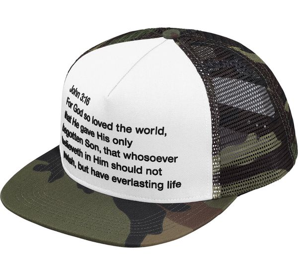 203bc715567 Supreme Preach John 3 16 Hat for Sale in Whittier