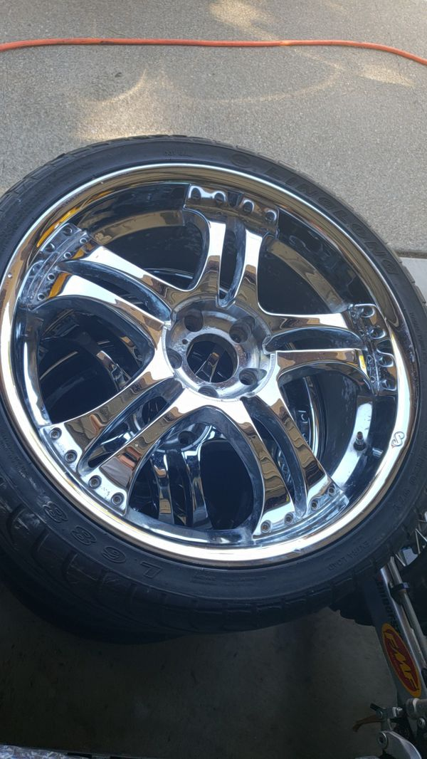 Re Chrome Rims >> 20 Chrome Rims For Sale In Brentwood Ca Offerup