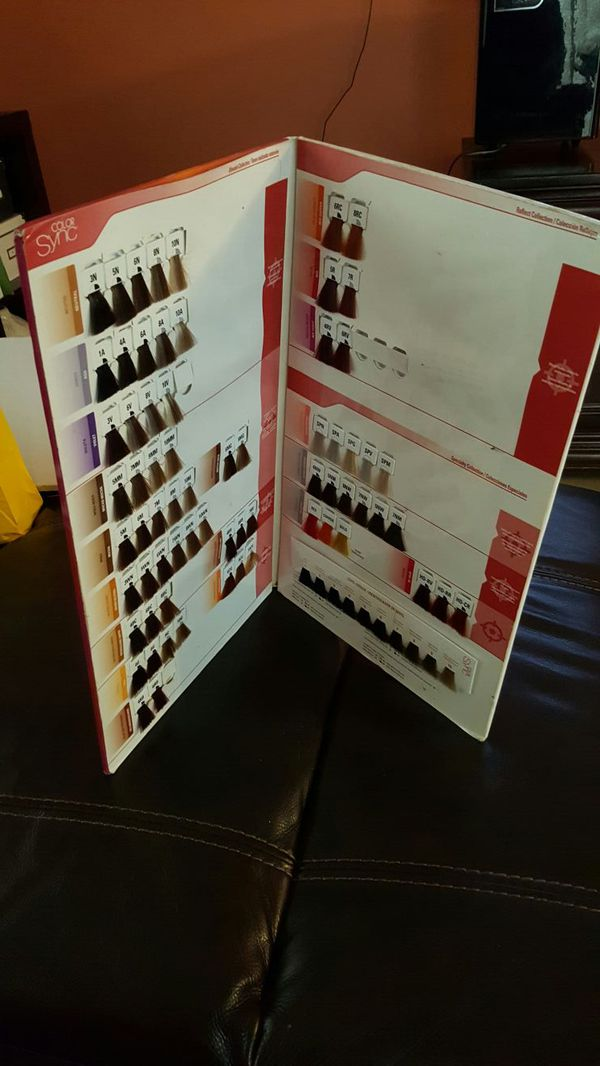 PRAVANA hair color swatch book for Sale in Hollywood, FL - OfferUp