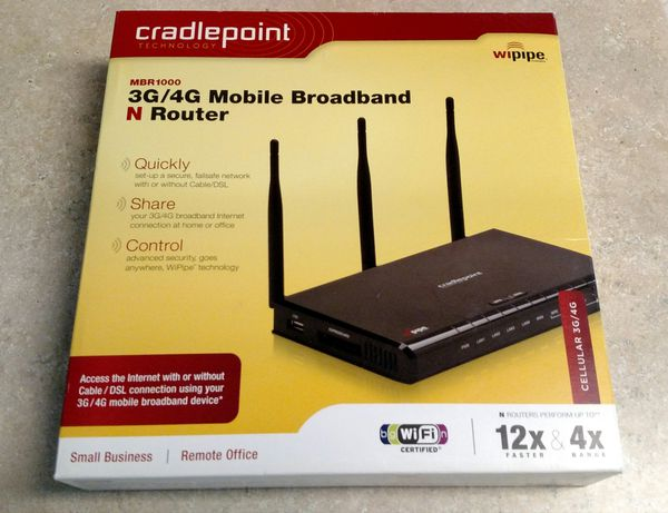 CradlePoint Network Router   generate WiFi with this unit  for Sale in  Nashville, TN - OfferUp