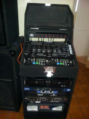 Dj system complete for Sale in Los Angeles, CA