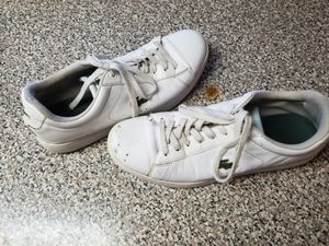 095a82926 Lacoste Carnaby Evo Lcr Spm White Green Casual Shoe Sneakers Size 10 for  Sale in Queens