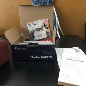 Canon PowerShot SX720 HS for Sale in Henderson, NV
