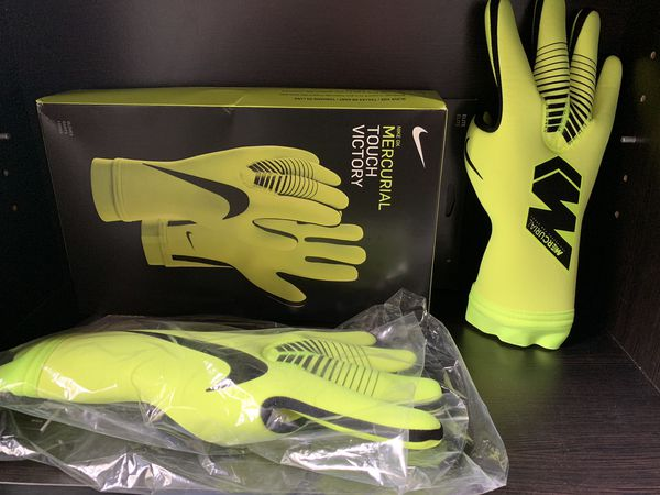 promo code cbea9 4fda9 Nike GK Mercurial Touch Victory sizes 7,8,9,10,11 for Sale in Peabody, MA -  OfferUp