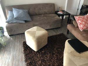 Sofas and ottomans for Sale in Washington, DC