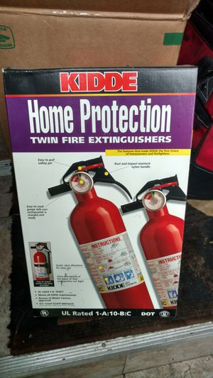 KIDDE fire extinguishers for Sale in Everett, WA