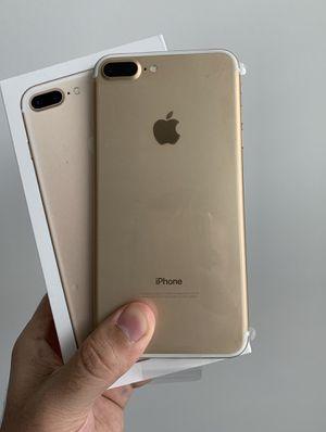 iPhone 7 Plus 256 GB unlocked brand new for Sale in Herndon, VA
