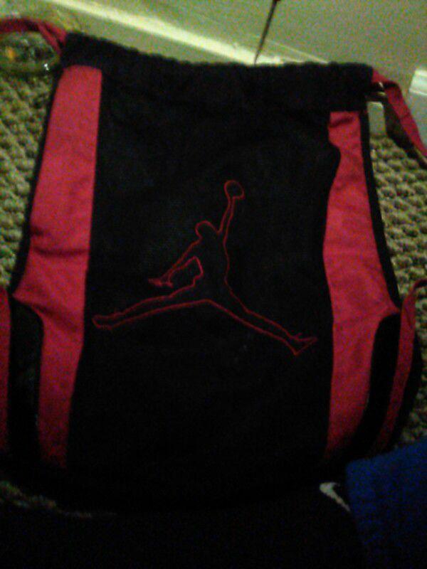 7b71e7b8aa5f58 Jordan bookbag for Sale in Huntington