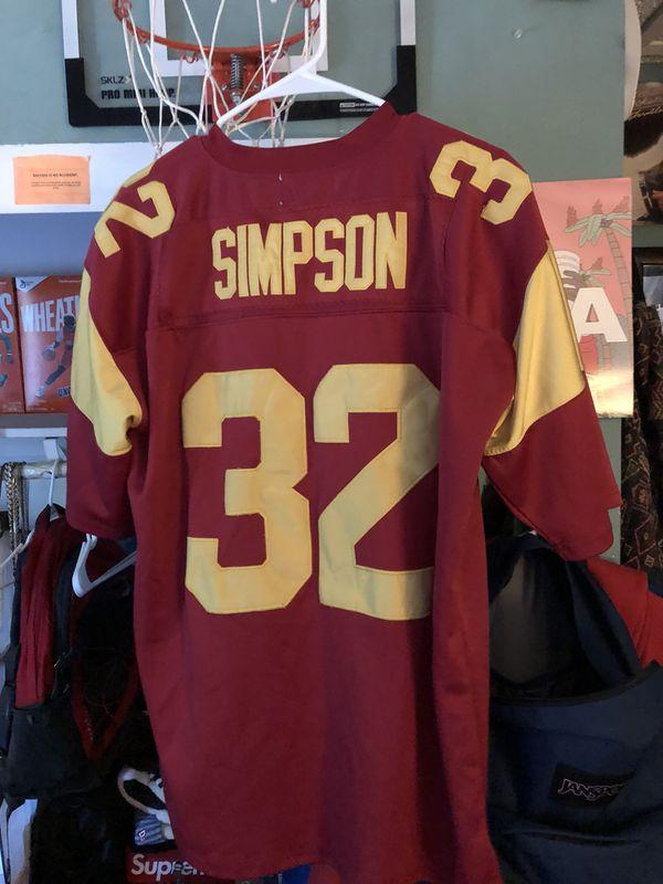 cheaper 8dc15 6391c OJ Simpson USC jersey for Sale in San Jose, CA - OfferUp