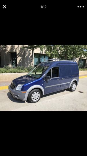 2013 Ford Transit Connect Cargo Van Ladder Rack Work Shelves 119,000 Miles for Sale in Sterling, VA
