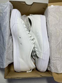 Adidas Niza Trefoil Triple Cloud White Thumbnail