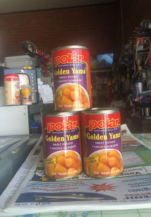 Canned yams for Sale in Long Beach, CA