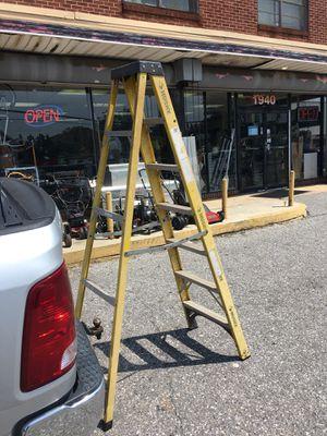 Fiberglass husky ladder for Sale in Harwood, MD