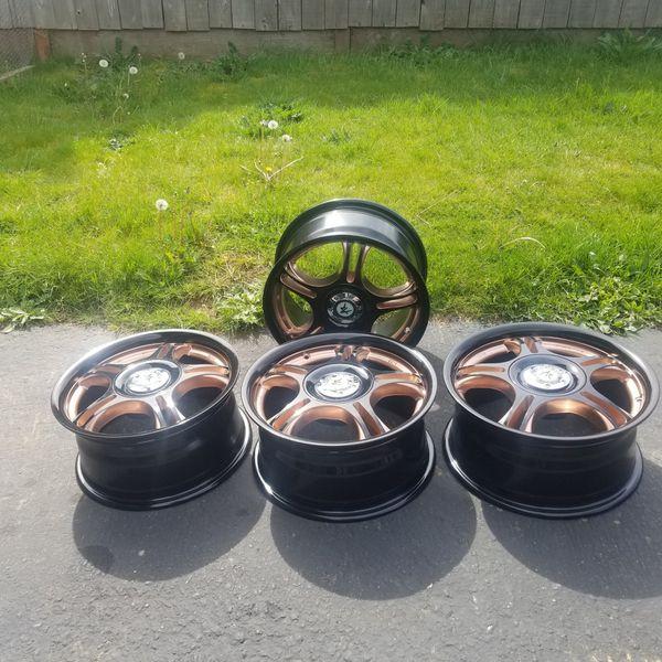 American Racing 15x7 35mm For Sale In Marysville, WA