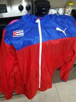 Official Cuba running Puma Jacket for Sale in Hialeah, FL - OfferUp