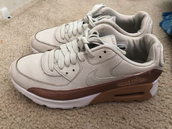 rose gold nike air max shoes for Sale in Beaverton f13a1a018a