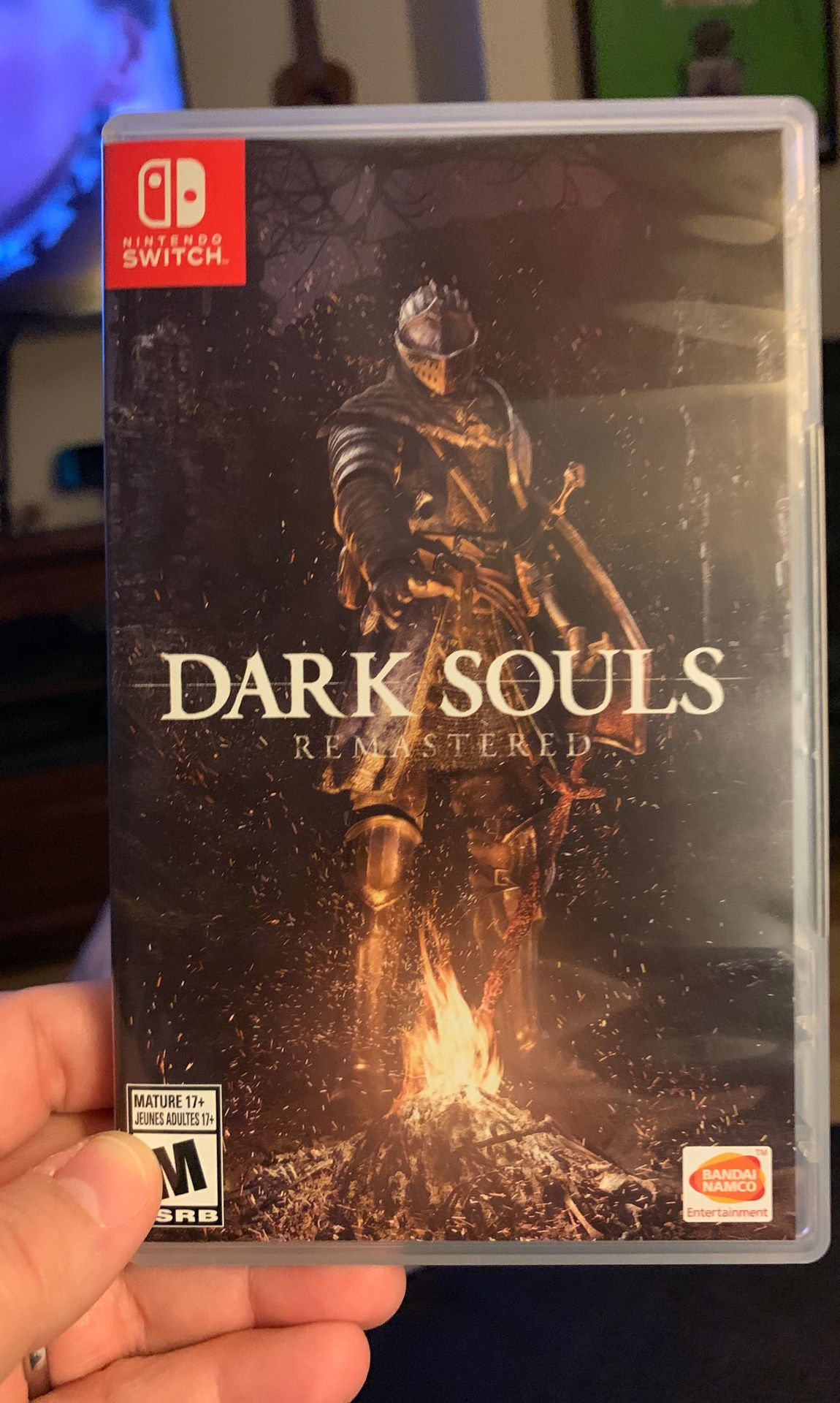 Dark souls switch game