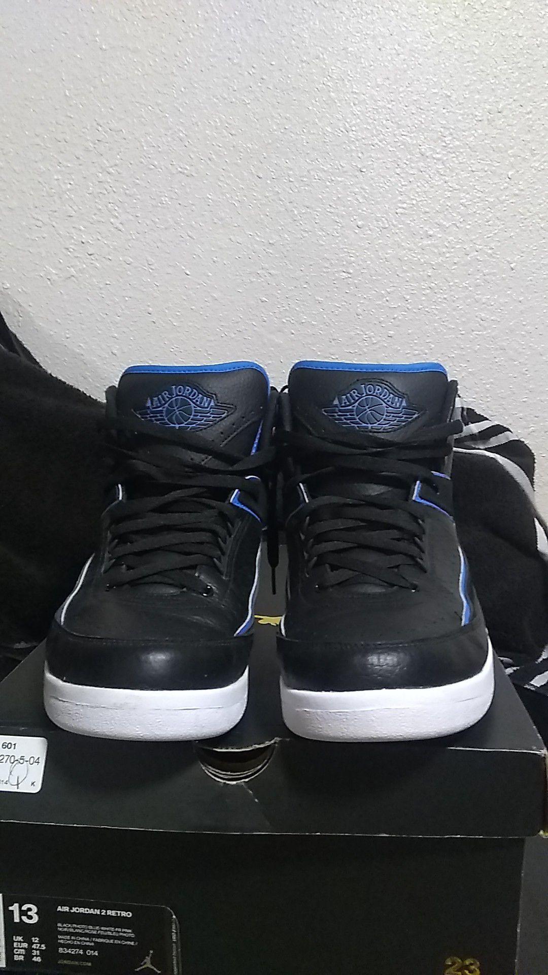 Jordan 2s