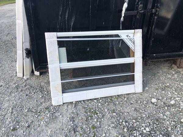 Assura Impact Window Aluminum 37 W X 25 1 2 H For Sale In