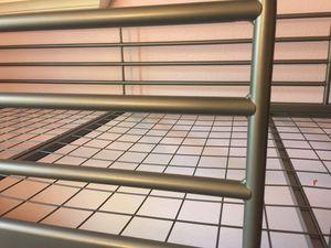 Kids metal bunk beb for Sale in Stockton, CA