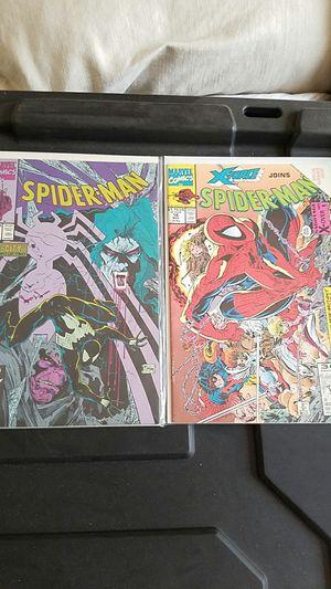 Marvel spiderman x force mcfarlane comic books for Sale in Scottsdale, AZ