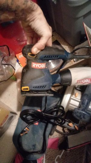 Electric sander and band saw for Sale in Gaithersburg, MD