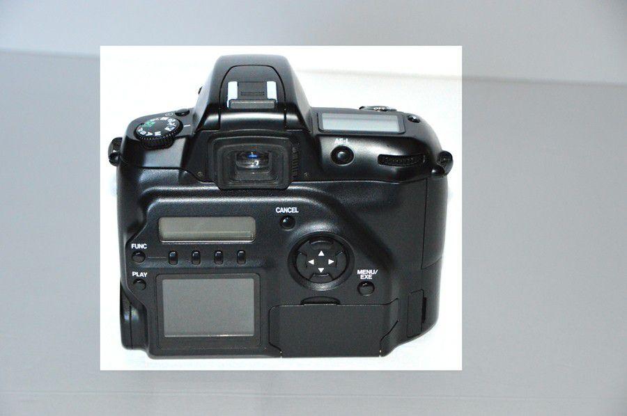 Fuji S1 Pro digital camera