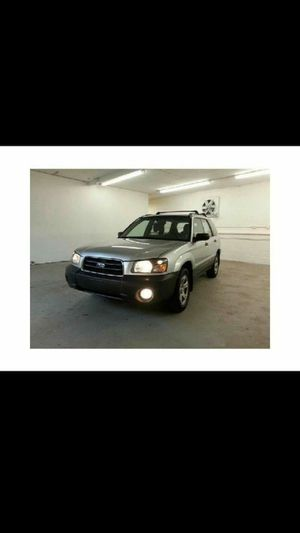 2004 Forester AWD 4 doors 145 K miles for Sale in Richmond, VA