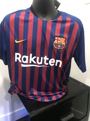 HOME Barcelona Soccer Jersey VIDAL #22 for Sale in Sterling, VA