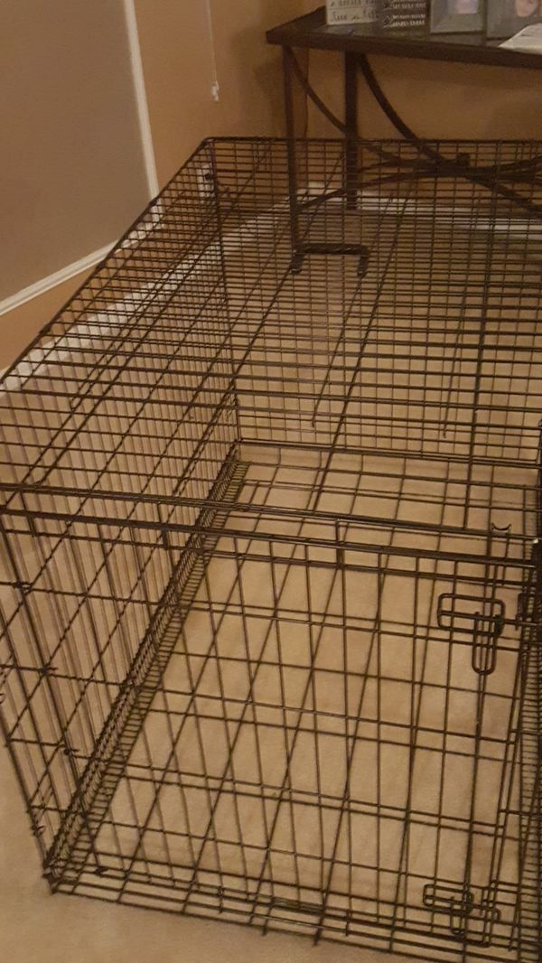 XXL Dog Cage! for Sale in Port St. Lucie, FL - OfferUp