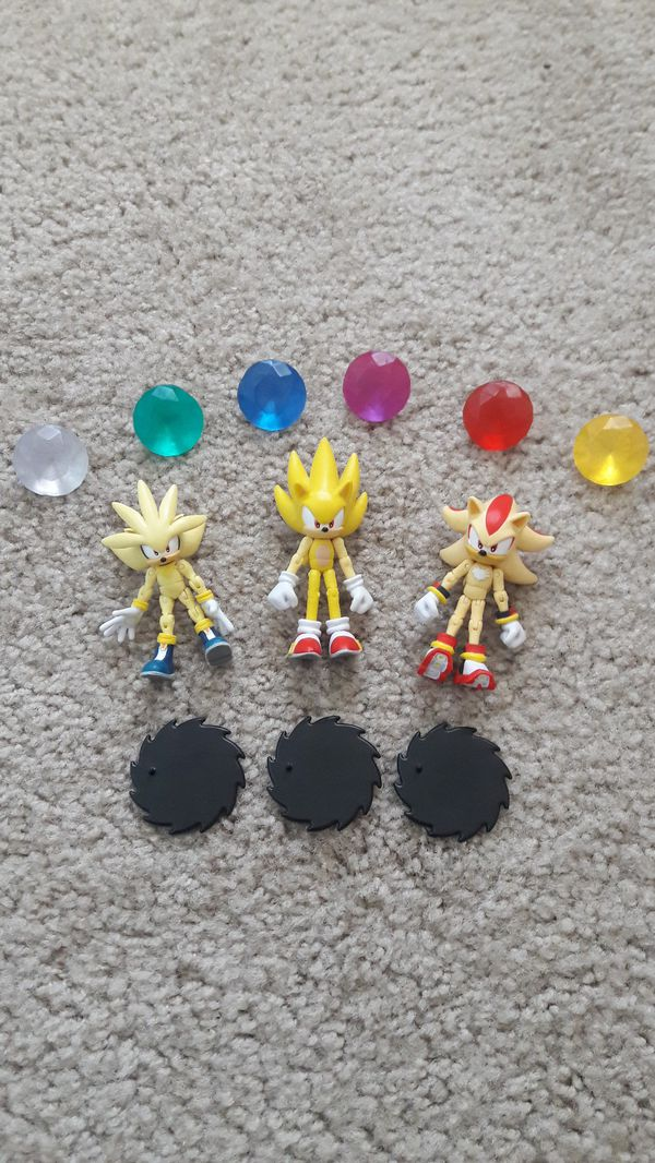 Sonic the Hedgehog super pack for Sale in Easley, SC - OfferUp