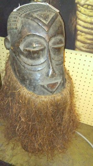 Bakuba Royal Mask for Sale in Las Vegas, NV