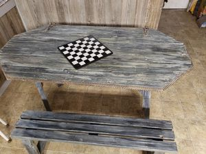 Fine New And Used Dining Table For Sale Offerup Download Free Architecture Designs Scobabritishbridgeorg