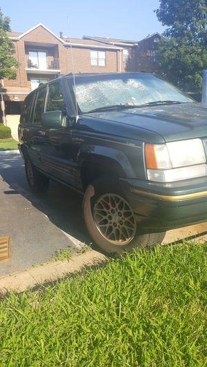Jeep Grand Cherokee 94 for Sale in Woodbridge, VA