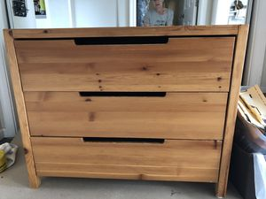 Solid pine small dresser for Sale in Fairfax, VA