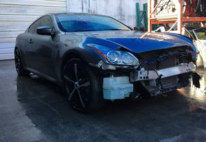 08-15 INFINITI G37 Q60 COUPE PART OUT! for Sale in Fort Lauderdale, FL
