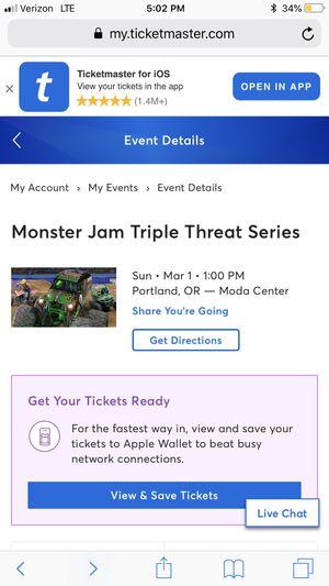 Photo Monster Jam