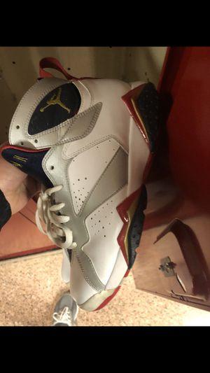 Jordan 7s Olympic for Sale in Wheaton, MD