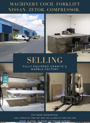 Selling Factory Counter Tops! for Sale in Miami, FL