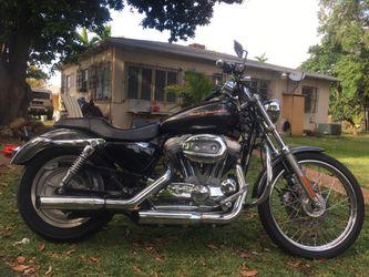 Harley Davidson 883 Thumbnail