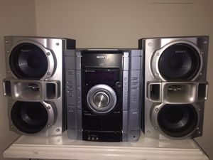Sony CD Digital Audio Stereo System for Sale in Silver Spring, MD